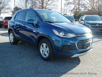 New 2020 Chevrolet Trax AWD 4dr LT SUV