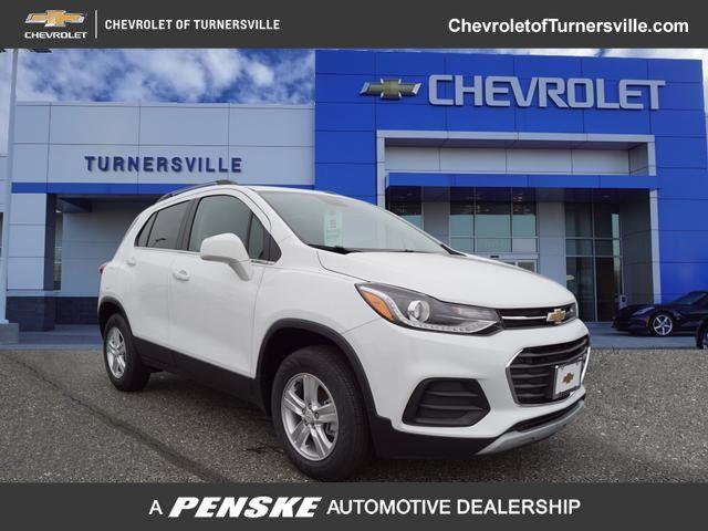 2020 New Chevrolet Trax Awd 4dr Lt At Turnersville Automall