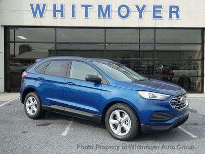 New 2020 Ford Edge SE AWD SUV