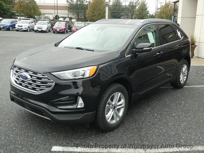 2020 Ford Edge SEL AWD - Click to see full-size photo viewer
