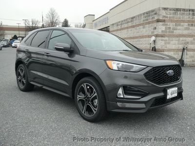 New 2020 Ford Edge ST AWD SUV