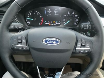 2020 Ford Escape SEL AWD - Click to see full-size photo viewer