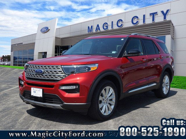 2020 Ford Explorer Limited - 19074200 - 0