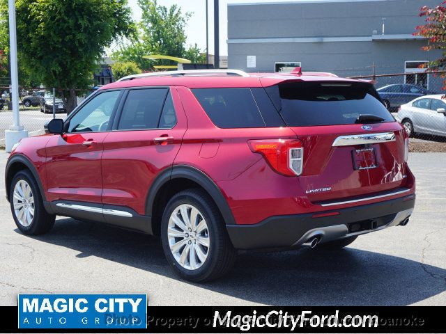 2020 Ford Explorer Limited - 19074200 - 2