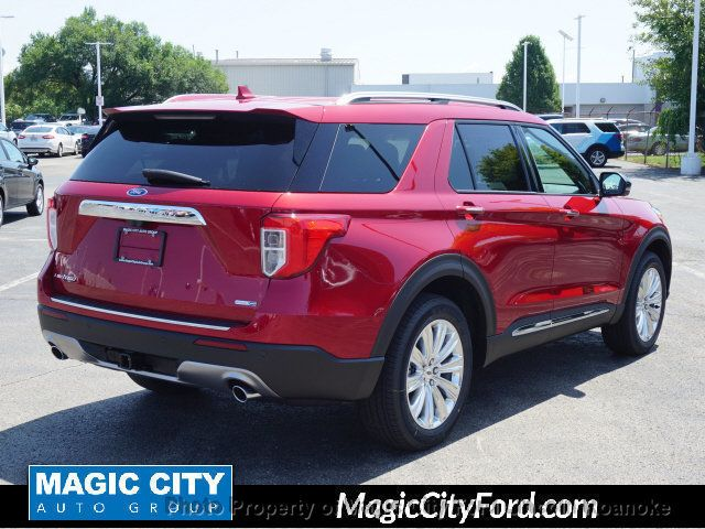 2020 Ford Explorer Limited - 19074200 - 3