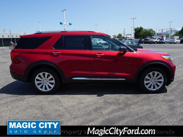 2020 Ford Explorer Limited - 19074200 - 4