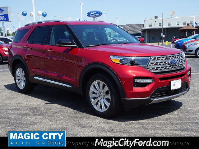2020 Ford Explorer Limited - 19074200 - 6