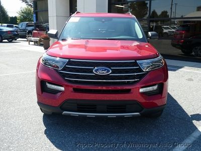 2020 Ford Explorer XLT 4WD - Click to see full-size photo viewer