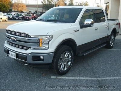 2020 Ford F-150 Lariat - Click to see full-size photo viewer