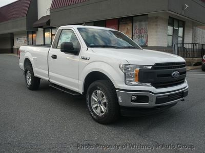New 2020 Ford F-150 XL Truck