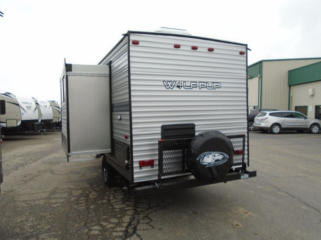 2020 New Forest River Wolf Pup 16PF at Marlette RV, MI ...