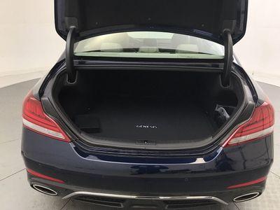 2020 Genesis G70 3.3T RWD Sedan - Click to see full-size photo viewer