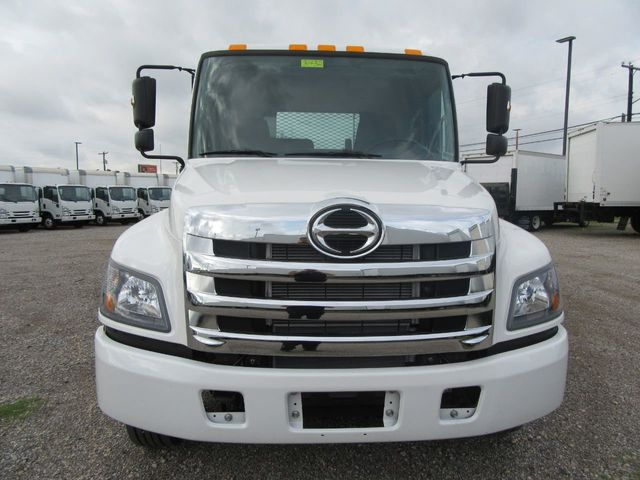 2020 New HINO 258ALP (24ft Stake Bed with ICC Bumper) at