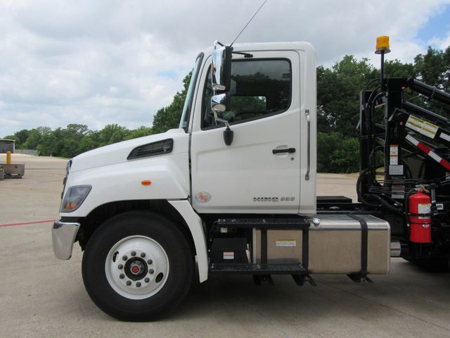 2020 New HINO 338 De-Rated/Non-CDL at Industrial Power Truck