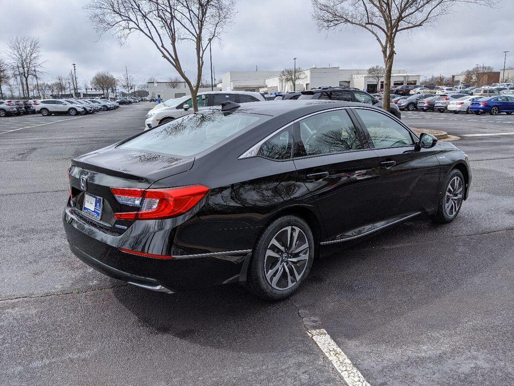 2020 Honda Accord Hybrid EX-L Sedan FWD