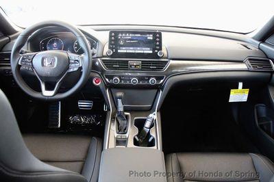 2020 Honda Accord Sedan 1.5T SPORT Sedan - Click to see full-size photo viewer