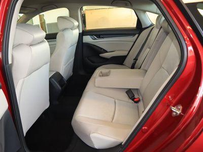 2020 Honda Accord Sedan LX 1.5T CVT Sedan - Click to see full-size photo viewer