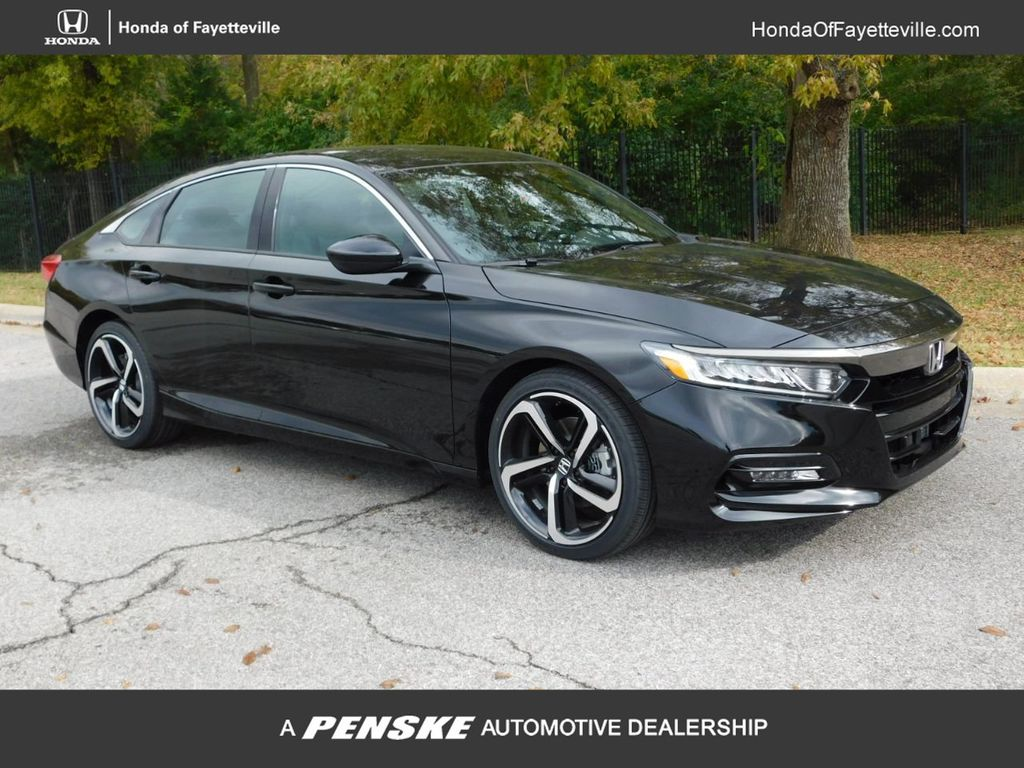New Honda Accord >> 2020 New Honda Accord Sedan Sport 1 5t Cvt At Honda Of Fayetteville Serving Rogers Springdale Fayetteville Ar Iid 19487035