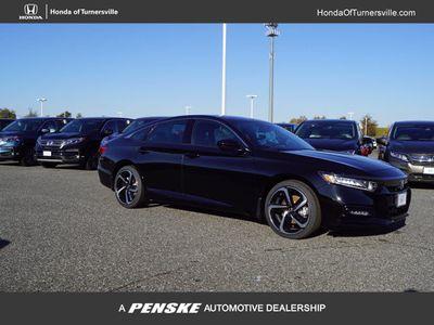 2020 Honda Accord Sedan Sport 1.5T CVT Sedan