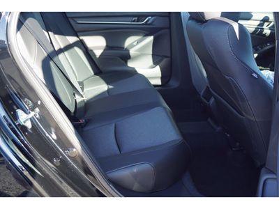 2020 Honda Accord Sedan Sport 1.5T CVT Sedan - Click to see full-size photo viewer