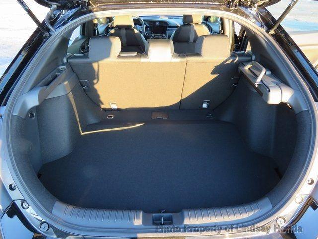 2020 Honda Civic Hatchback