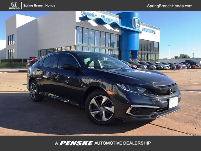 new honda civic sedan at spring branch honda serving houston sugar land katy tx new honda civic sedan at spring branch