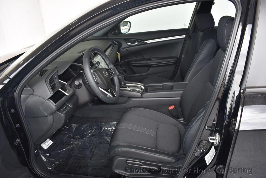 2020 New Honda Civic Sedan Sport Cvt At Honda Of Spring Serving Houston Woodlands Tomball Tx Iid 20102829