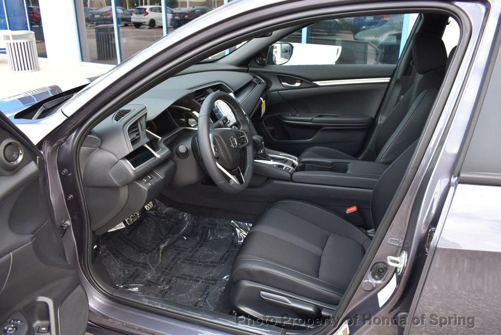 2020 New Honda Civic Sedan Sport Cvt At Honda Of Spring Serving Houston Woodlands Tomball Tx Iid 20154195