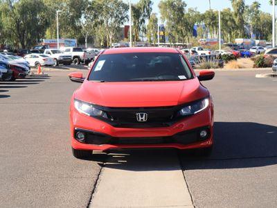 2020 Honda Civic Sedan Sport CVT Sedan - Click to see full-size photo viewer