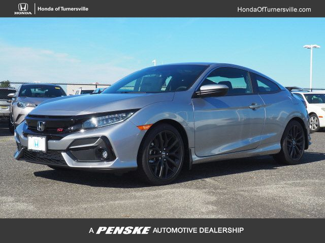 2020 New Honda Civic Si Coupe Manual At Turnersville Automall Serving South Jersey Nj Iid 20189773