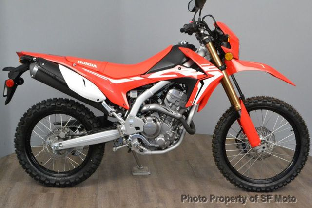 2020 New Honda Crf250l Save For The Ne At Sf Moto Serving San Francisco Ca Iid 20048556