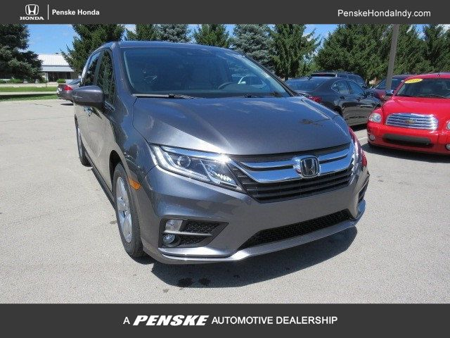 2020 New Honda Odyssey EX-L Automatic at Penske Honda Serving Indianapolis,  Carmel, Fishers, IN, IID 19341688