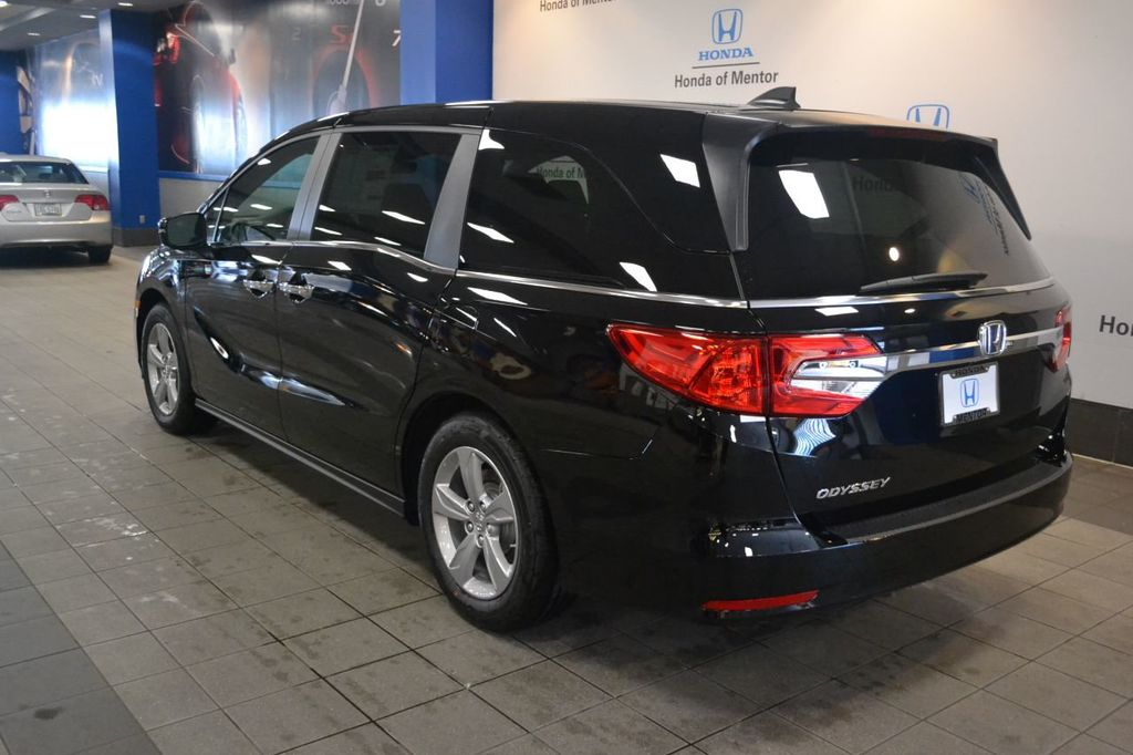 2020 New Honda Odyssey EX-L Automatic at Honda of Mentor Serving Cleveland,  Euclid, & Mentor, OH, IID 19478116