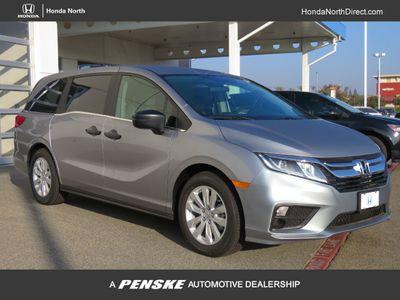 2020 New Honda Odyssey LX Automatic at Honda North Serving