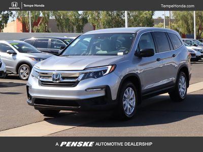 2020 Honda Pilot LX 2WD SUV