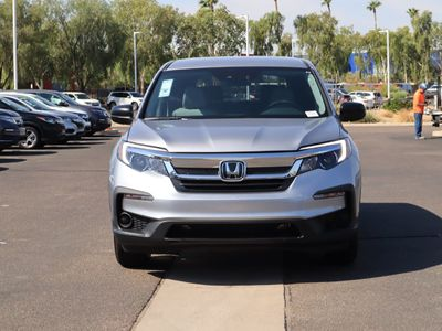 2020 Honda Pilot LX 2WD SUV - Click to see full-size photo viewer