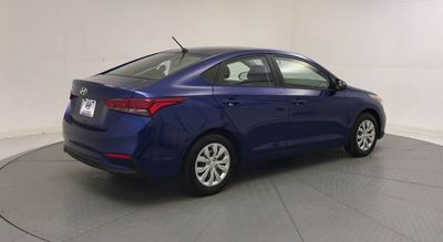 2020 Hyundai Accent SE Sedan IVT - Click to see full-size photo viewer