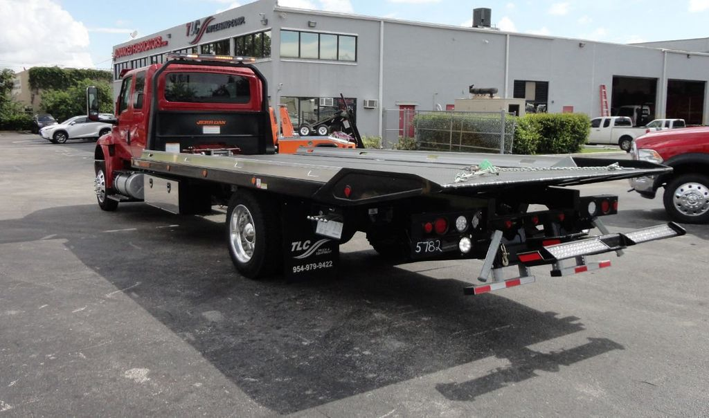 2020 International 4300 22FT JERRDAN ROLLBACK TOW TRUCK..SHARK 22SRRD6T-W-LP - 17935137 - 30