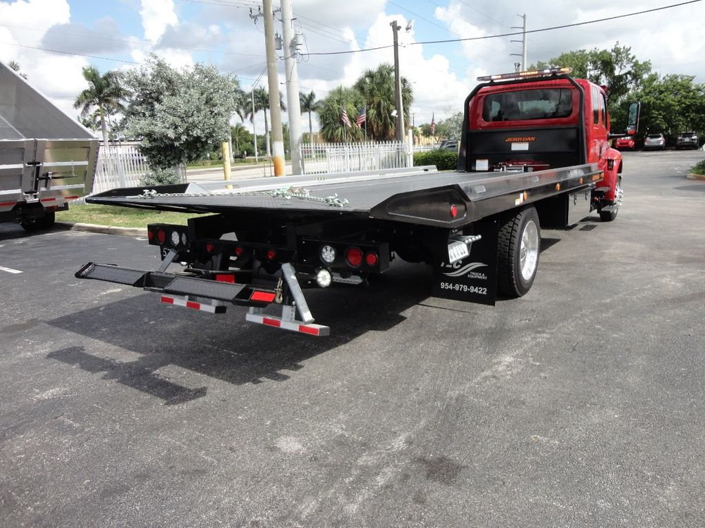 2020 International 4300 22FT JERRDAN ROLLBACK TOW TRUCK..SHARK 22SRRD6T-W-LP - 17935137 - 32