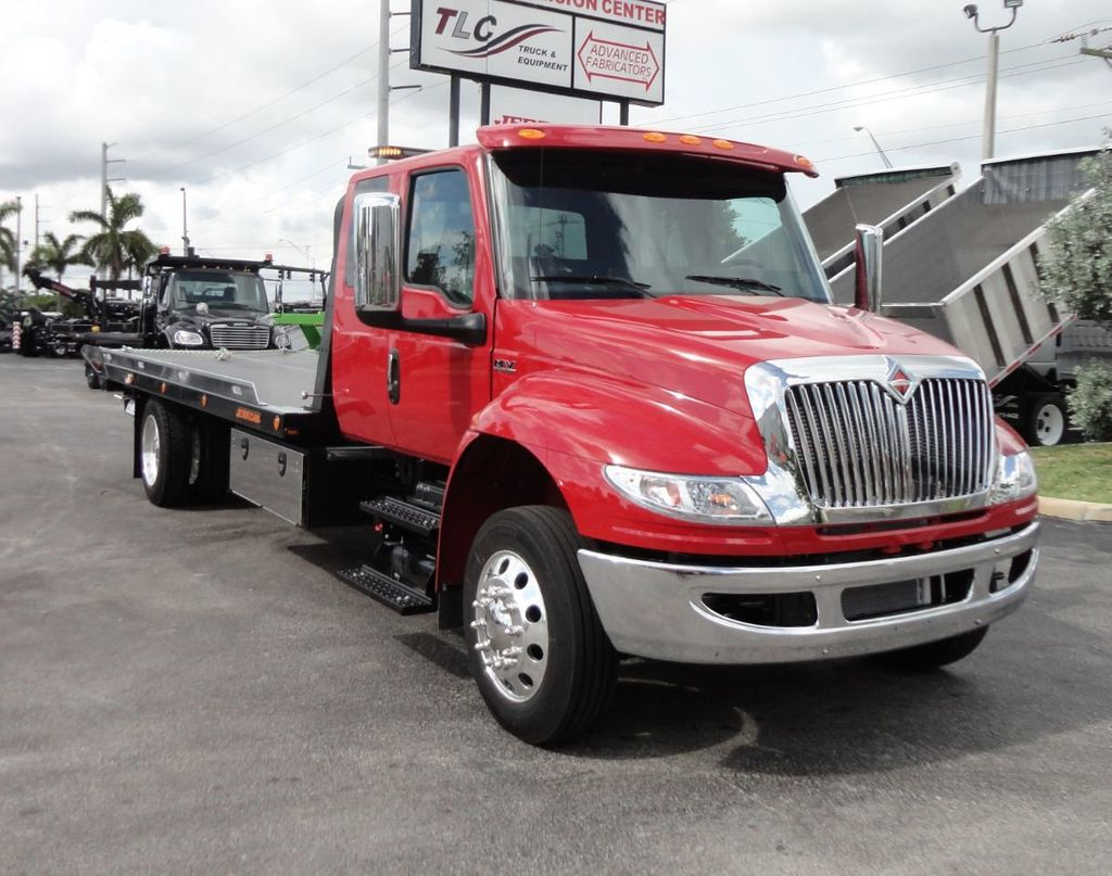 2020 International 4300 22FT JERRDAN ROLLBACK TOW TRUCK..SHARK 22SRRD6T-W-LP - 17935137 - 35