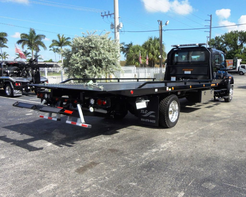 2020 International MV607 22FT JERRDAN ROLLBACK TOW TRUCK..22SRR6T-W-LP..CREWCAB! - 19189489 - 8