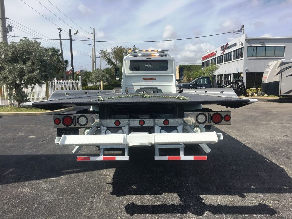 2020 International MV607 22FT ROLLBACK TOW TRUCK..JERRDAN. StepSide Classic.. - 18799613 - 9