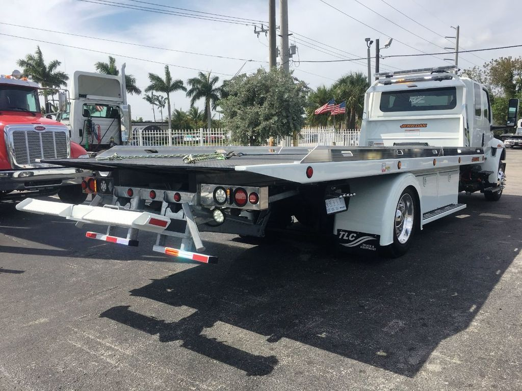 2020 International MV607 22FT ROLLBACK TOW TRUCK..JERRDAN. StepSide Classic.. - 18799613 - 10