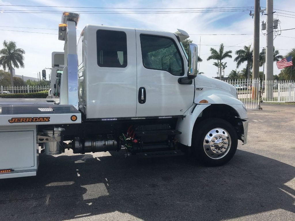 2020 International MV607 22FT ROLLBACK TOW TRUCK..JERRDAN. StepSide Classic.. - 18799613 - 12