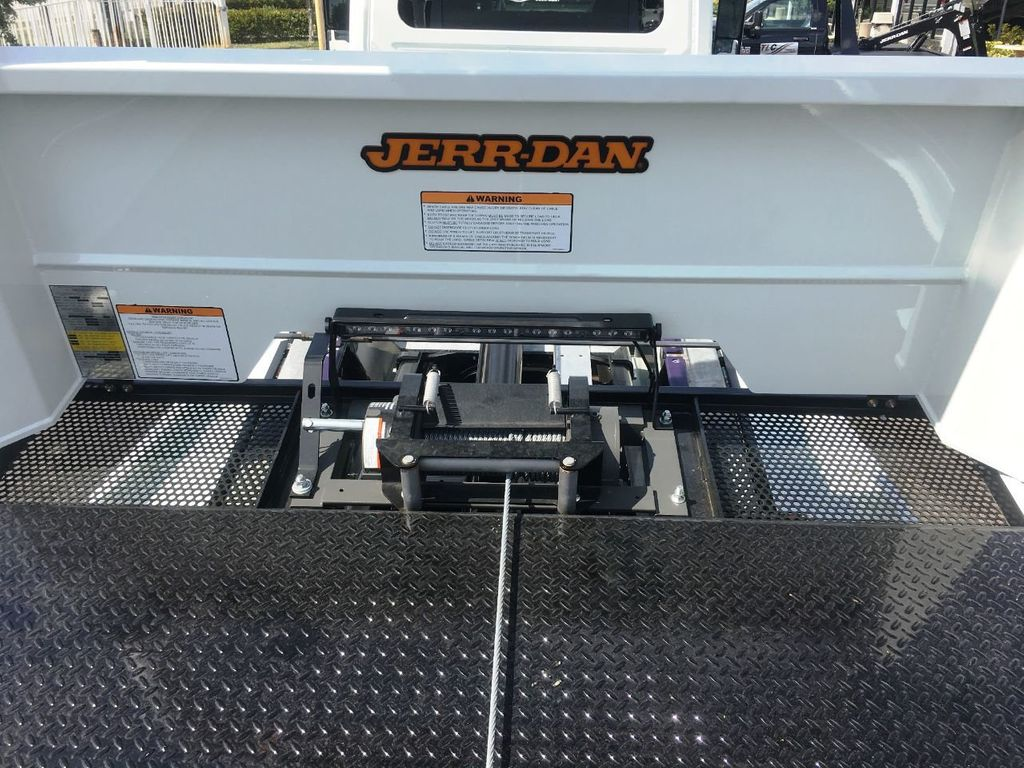 2020 International MV607 22FT ROLLBACK TOW TRUCK..JERRDAN. StepSide Classic.. - 18799613 - 24