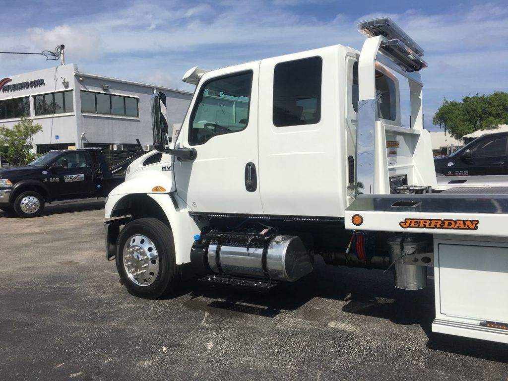 2020 International MV607 22FT ROLLBACK TOW TRUCK..JERRDAN. StepSide Classic.. - 18799613 - 5