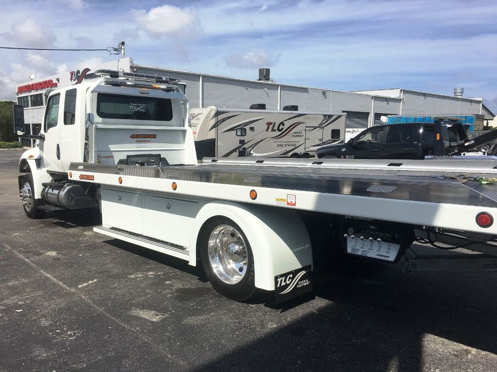 2020 International MV607 22FT ROLLBACK TOW TRUCK..JERRDAN. StepSide Classic.. - 18799613 - 7