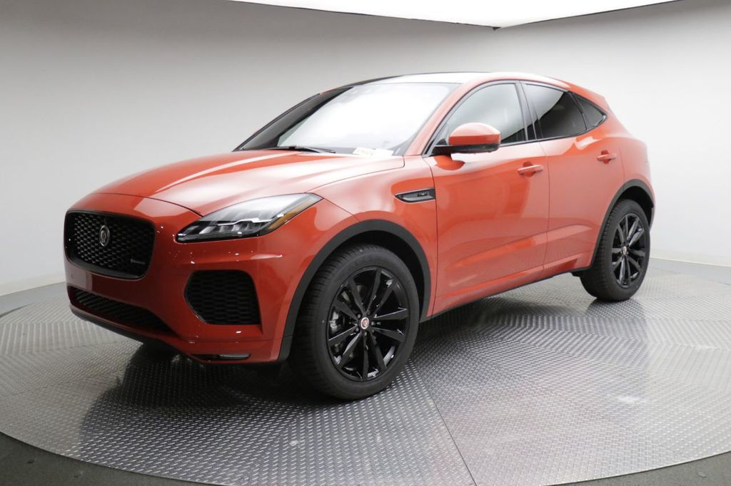 2020 New Jaguar E Pace P250 Awd Checkered Flag Edition At