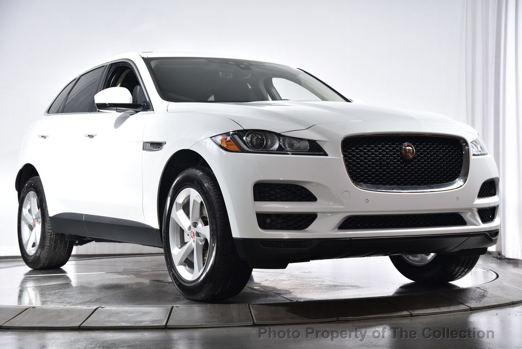2020 New Jaguar F Pace 25t Premium At The Collection