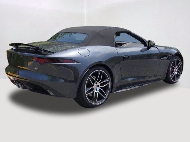 2020 New Jaguar F-TYPE Convertible Automatic Checkered Flag AWD at Penske  Luxury Serving A Penske Automotive Group, , IID 19090275